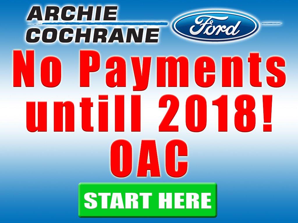 Archie Cochrane Ford >> Archie Cochrane Ford On Twitter No Payments Till 2018 Oac