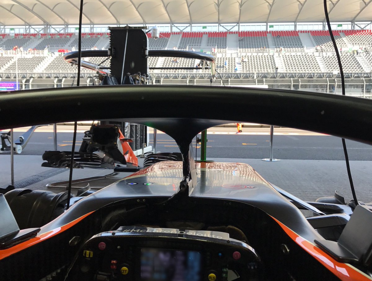 Sefoundation On Twitter This Is The Drivers View With The Halo