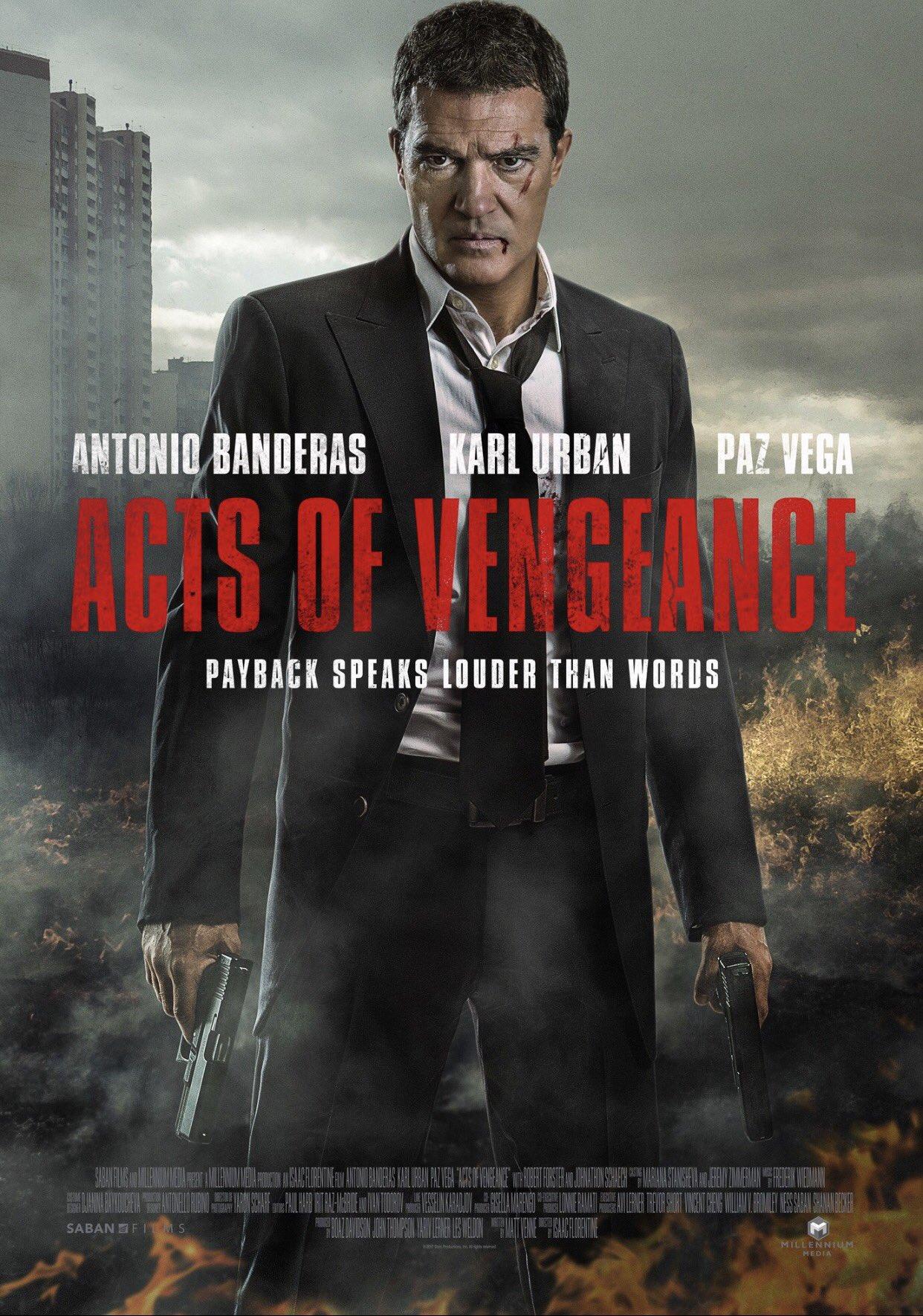 Shurisdzieba Qartulad / შურისძიება (ქართულად) / Acts of Vengeance