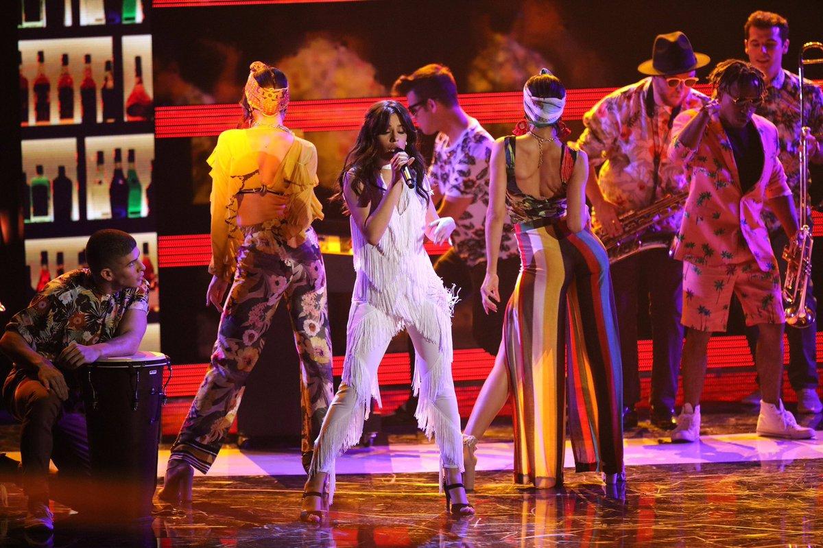 Camila Cabello canto Havana en español -1