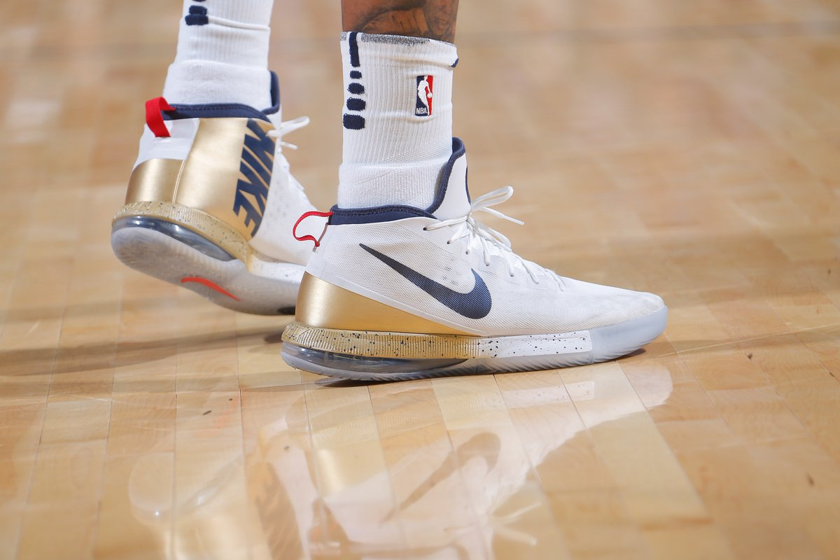 demarcus cousins returned to sac town in the nike air max dominate plus more  from last 7ada679e4