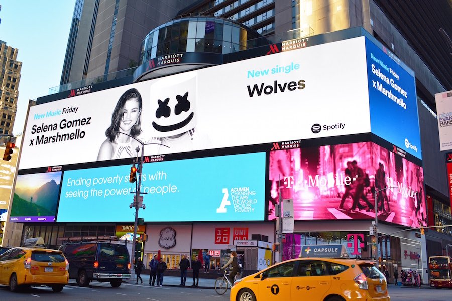 Thanks to everyone for listening to Wolves and to @spotify for all the support! https://t.co/9SVBJRULSW https://t.co/R2SuSTZTOn