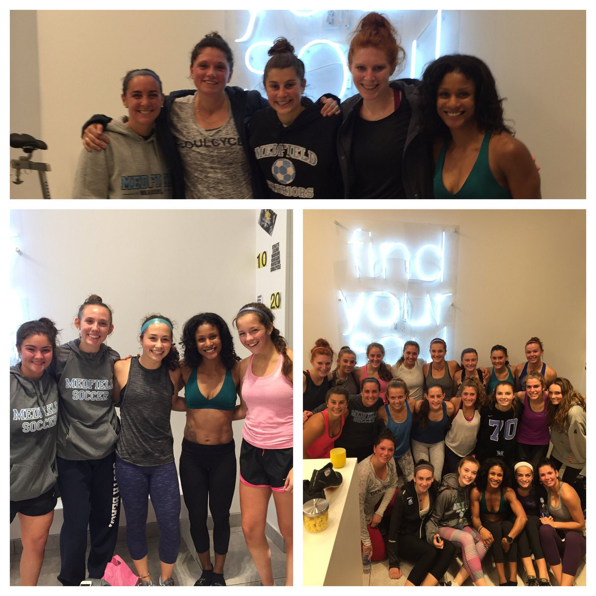 Thank you #SoulCycle &amp; Ashley E and Ashley M for an amazing ride! #keshavsmiley #medsoc17  #iamproudofwhoiam #ihadtolearnhowtofightformyself<br>http://pic.twitter.com/6Lf6e2pW0J