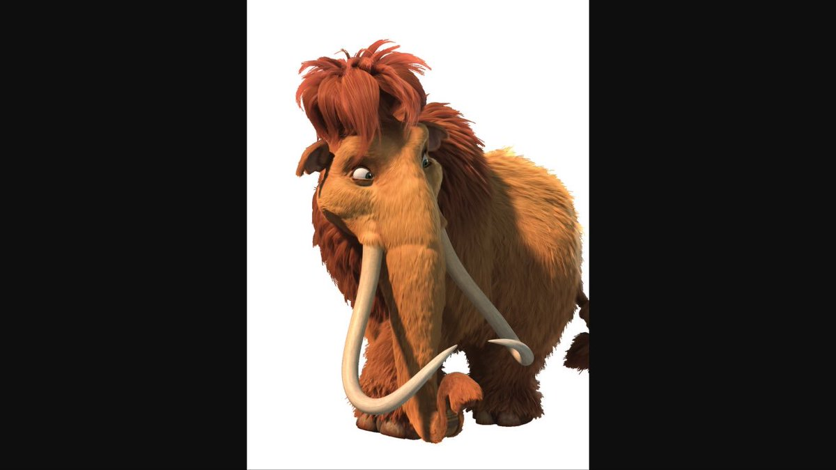 "cody huson on twitter: ""yulieski gurriel or ellie from ice age"