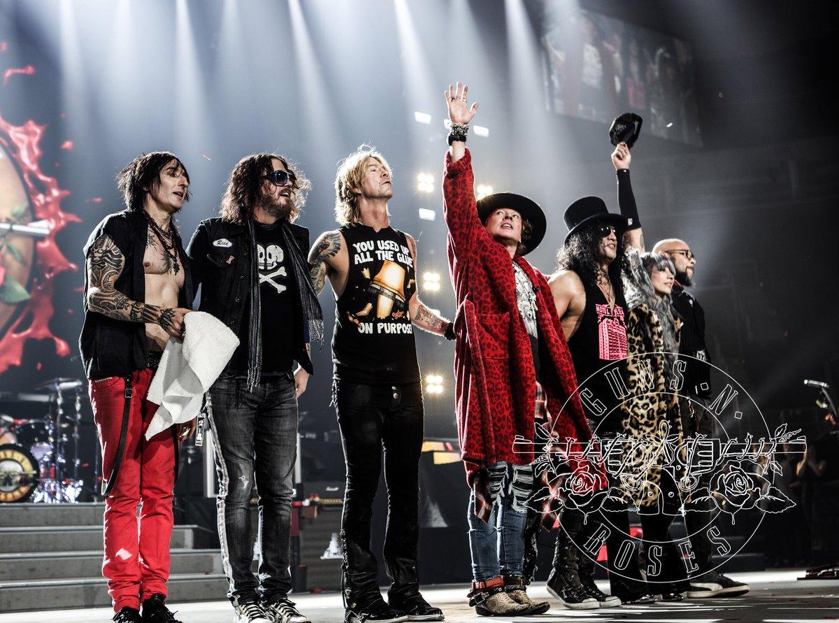 Guns N' Roses (@gunsnroses)
