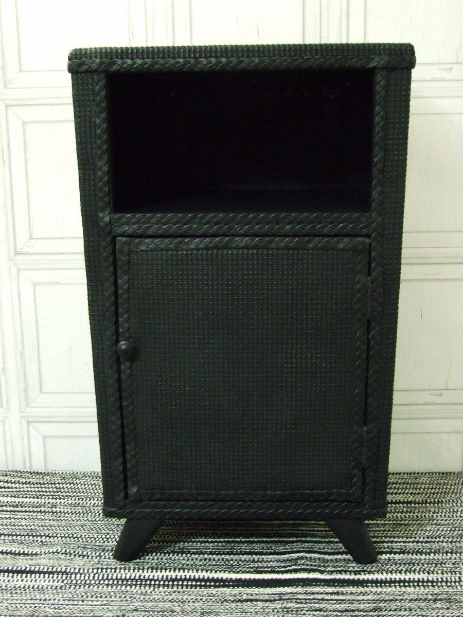 vintage shop cabinet