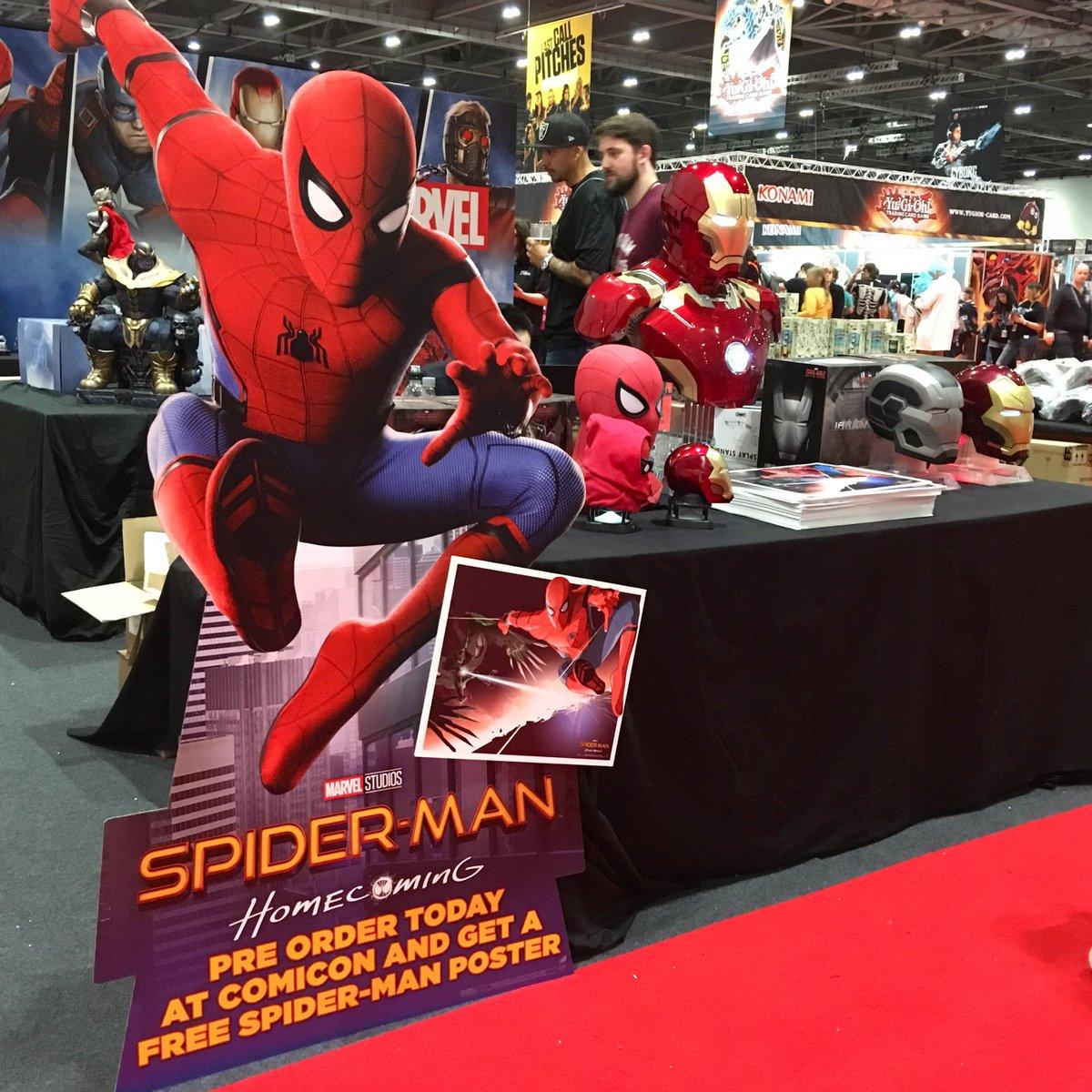 spider man on twitter