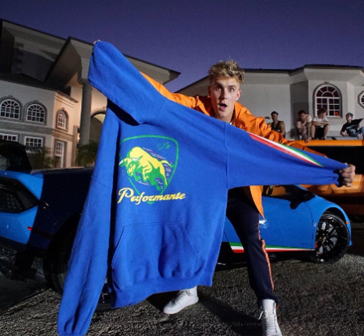 Jake Paul Lamborghini Autocar