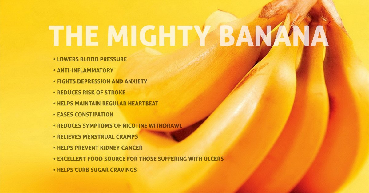 RT 10 Proven #Health Benefits of Bananas You Need to Know ➡ https://t.co/mhhP73dtzS https://t.co/FGbwshq3jQ #health #wellness