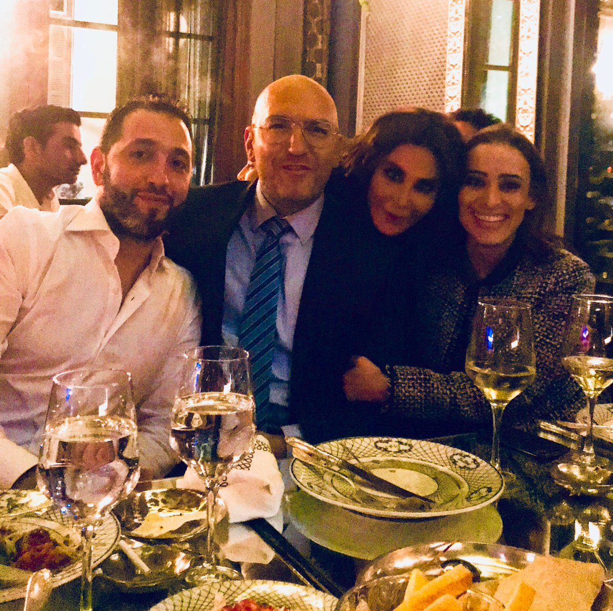 #Happybirthday @elissakh Friends for ever. Keep the good music coming.