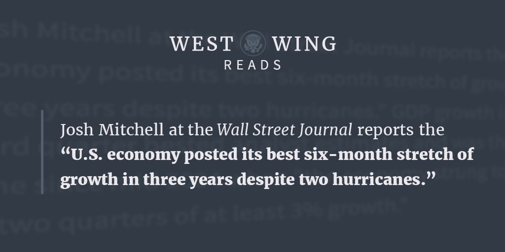 Check out today's West Wing Reads: https://t.co/SWLA4sKfQ7 https://t.co/ZgXNKt4PQ1