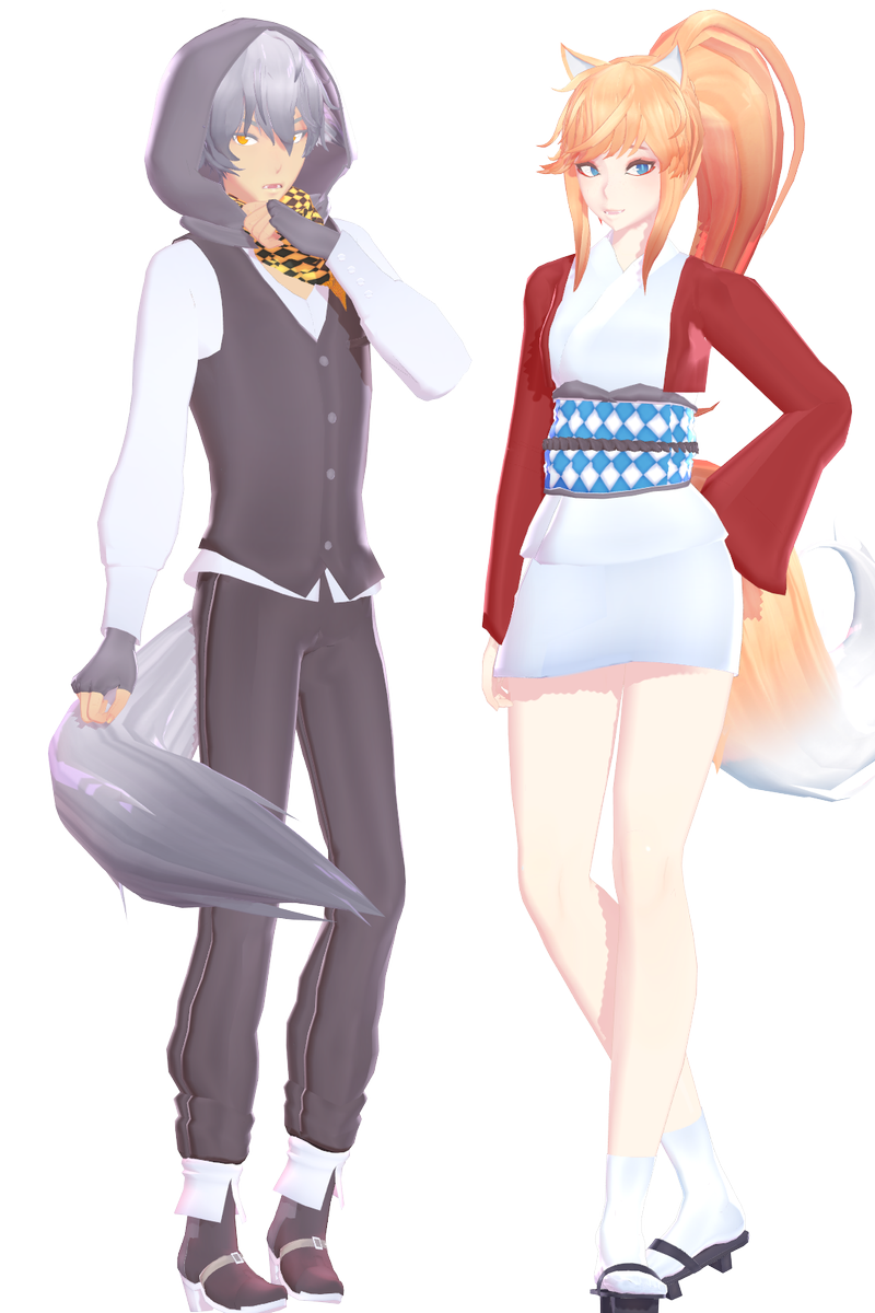 dex and daina vocaloid