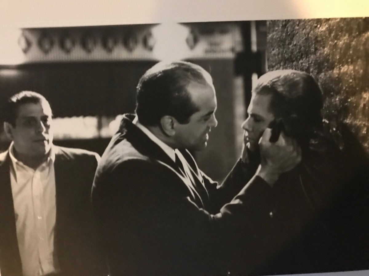 Chazz Palminteri On Twitter A Photo From The Classic Film A Bronx