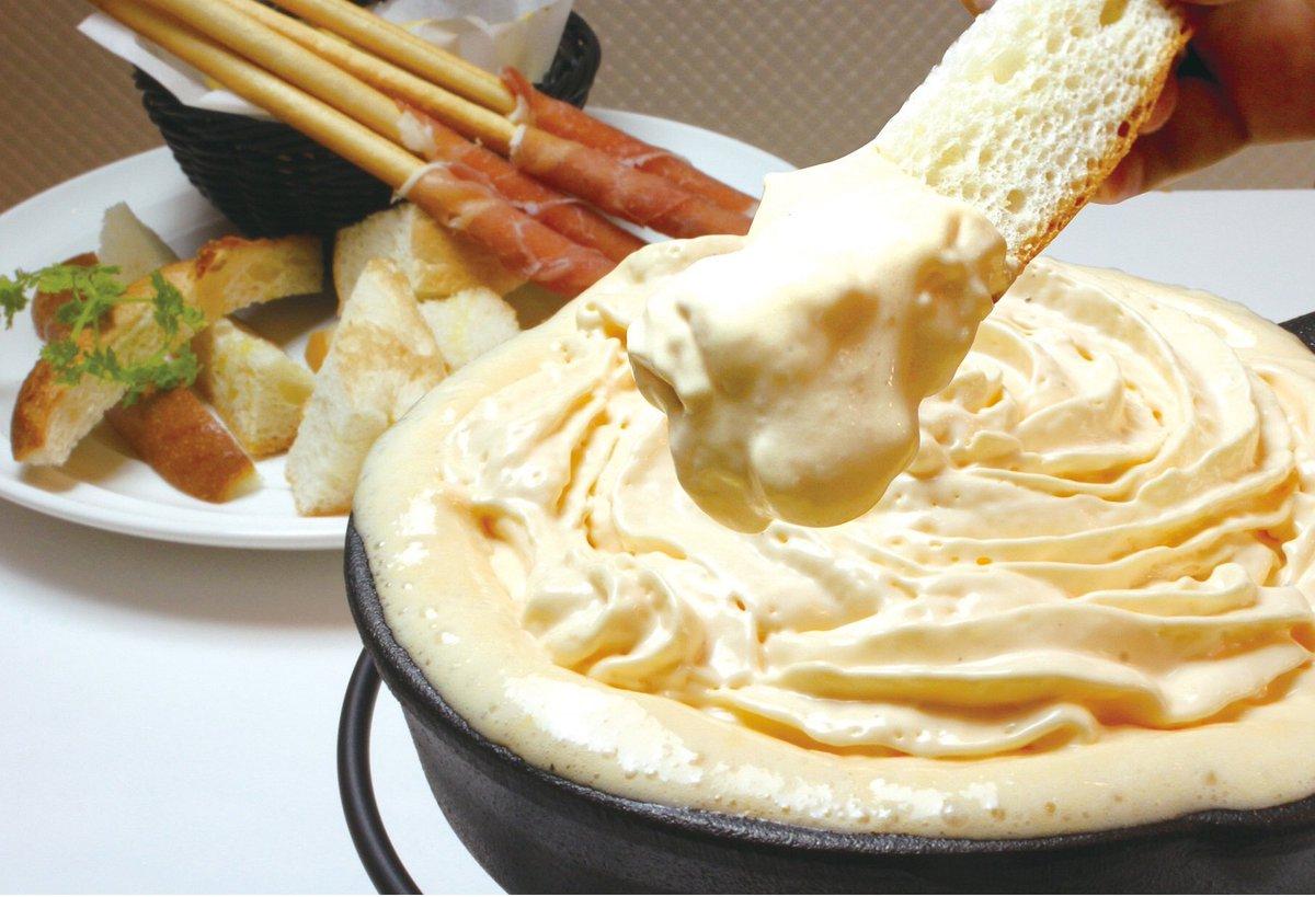 池袋パルコの本館8Fに20種類以上のチーズを使用した創作チーズ料理が楽しめる関西で人気のチーズ料理専門店『チーズクラフトワークス』がオープンしました✨ pic.twitter.com/6zgK15ISRJ