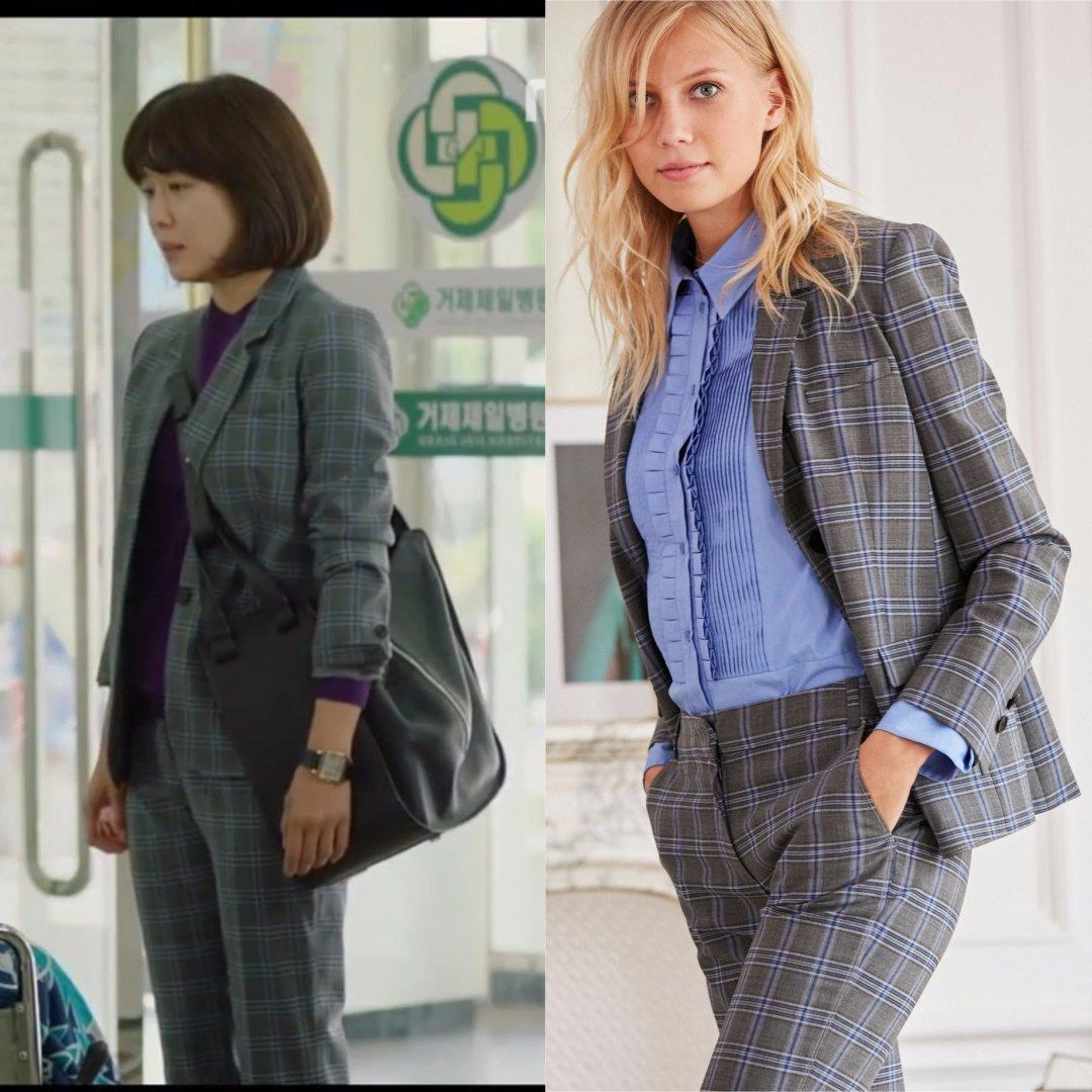 #dramafashion IDOL : #HaJiWon PICK : #ClaudiePierlot Vladi Jacket £369/Print Trousers £199 Available @ClaudiePierlot  http:// bit.ly/2zM5zsa  &nbsp;  <br>http://pic.twitter.com/NzL4XJQUQX