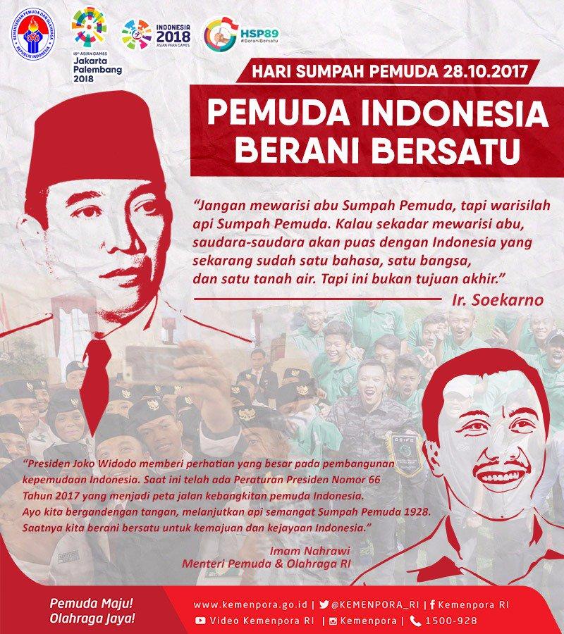 Pemuda Indonesia Beranibersatu