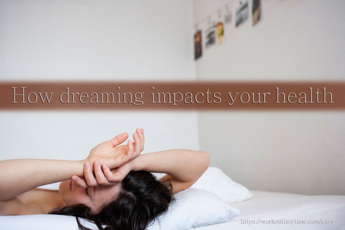 Why #Dreaming May Be Important for Your #Health. https://goo.gl/cB17ee  #sleep #gym #mentalhealth #cary #physicaltherapy #dementia  #fitnesspic.twitter.com/ ...