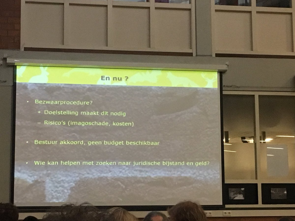 🦇Oproep! @Zoogdierverenig zoekt juridische kennis (geen budget) om #bezwaarprocedure tegen gedragscode Stroomversnelling te beginnen. #vlen