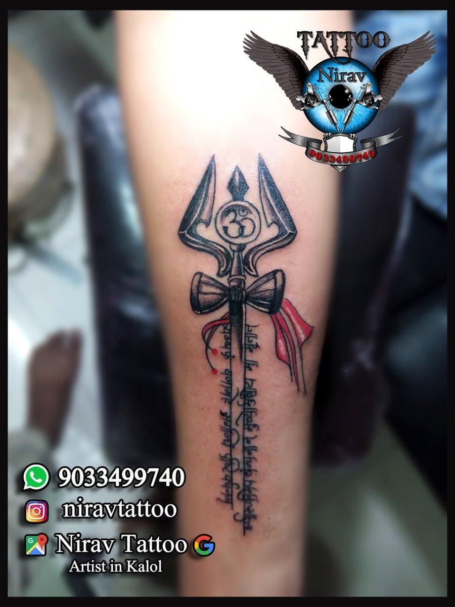 Nirav Tattoo on Twitter:
