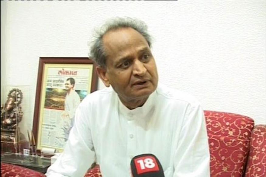 Won't make false promises on Patidar quota for electoral gains, Ahmed Patel not for CM post:Gehlot