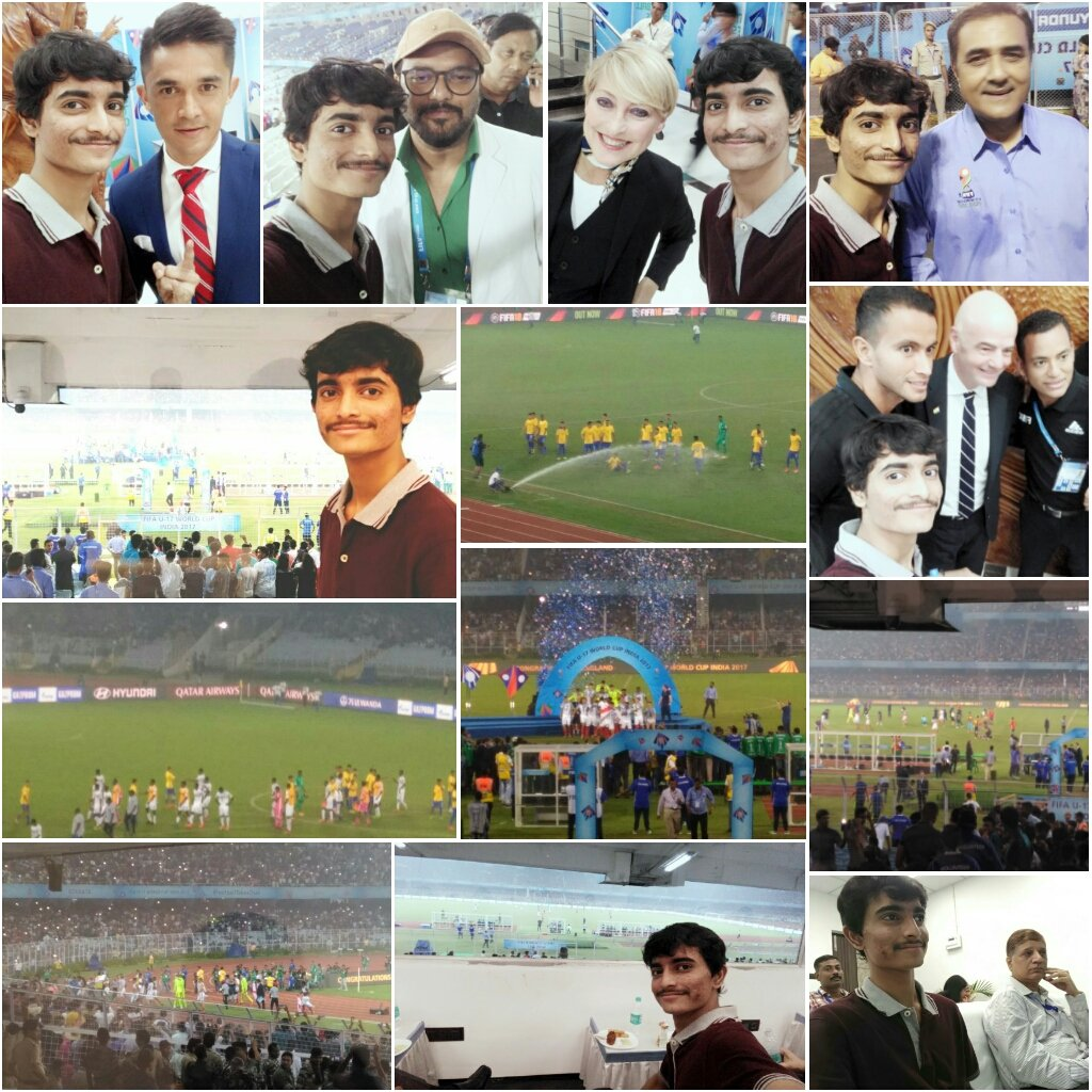 Congratulations To Brazil for 3rd Runner-up &amp; This year Fifa u17 Worldcup Champion goes to England.  #FIFAU17WC  #SaltlakeStadium,Kolkata. <br>http://pic.twitter.com/ze2CFZeuHa