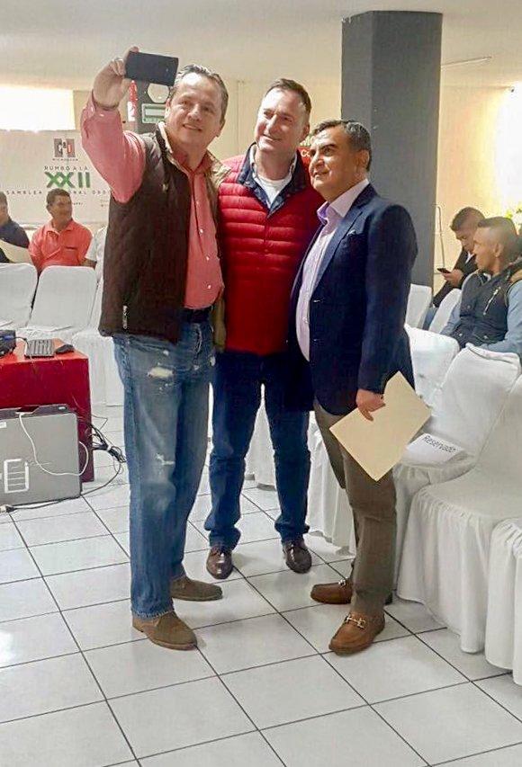 Agradezco al ICADEP estatal y al Comité Municipal de mi partido, la invitación a la inauguración de la Academia de Priistas sede Morelia. https://t.co/O4uEPbQbt0