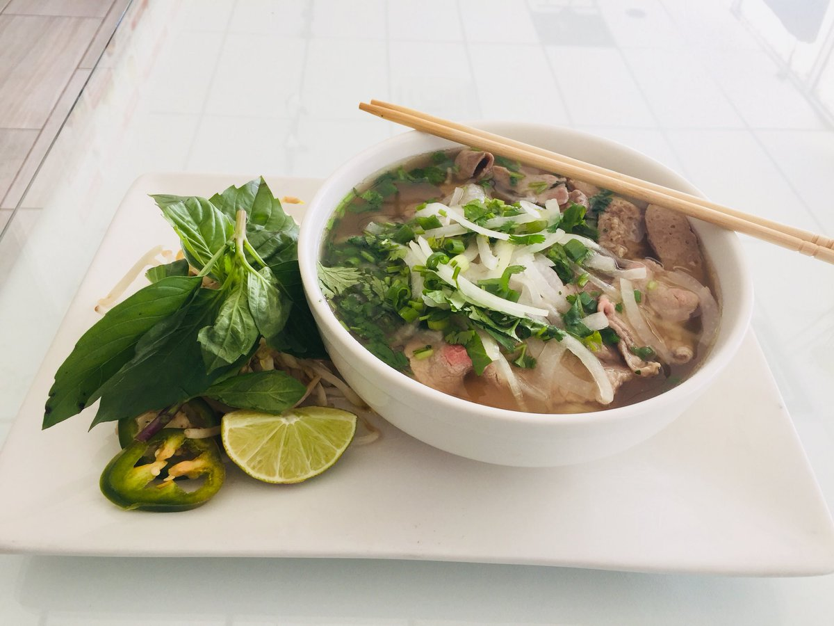 It's Pho Season!! We know you're cold ❄️⛄️🌨 That's why we have Pho with your name on it! Come by and enjoy some and keep yourself warm 🔥🍜