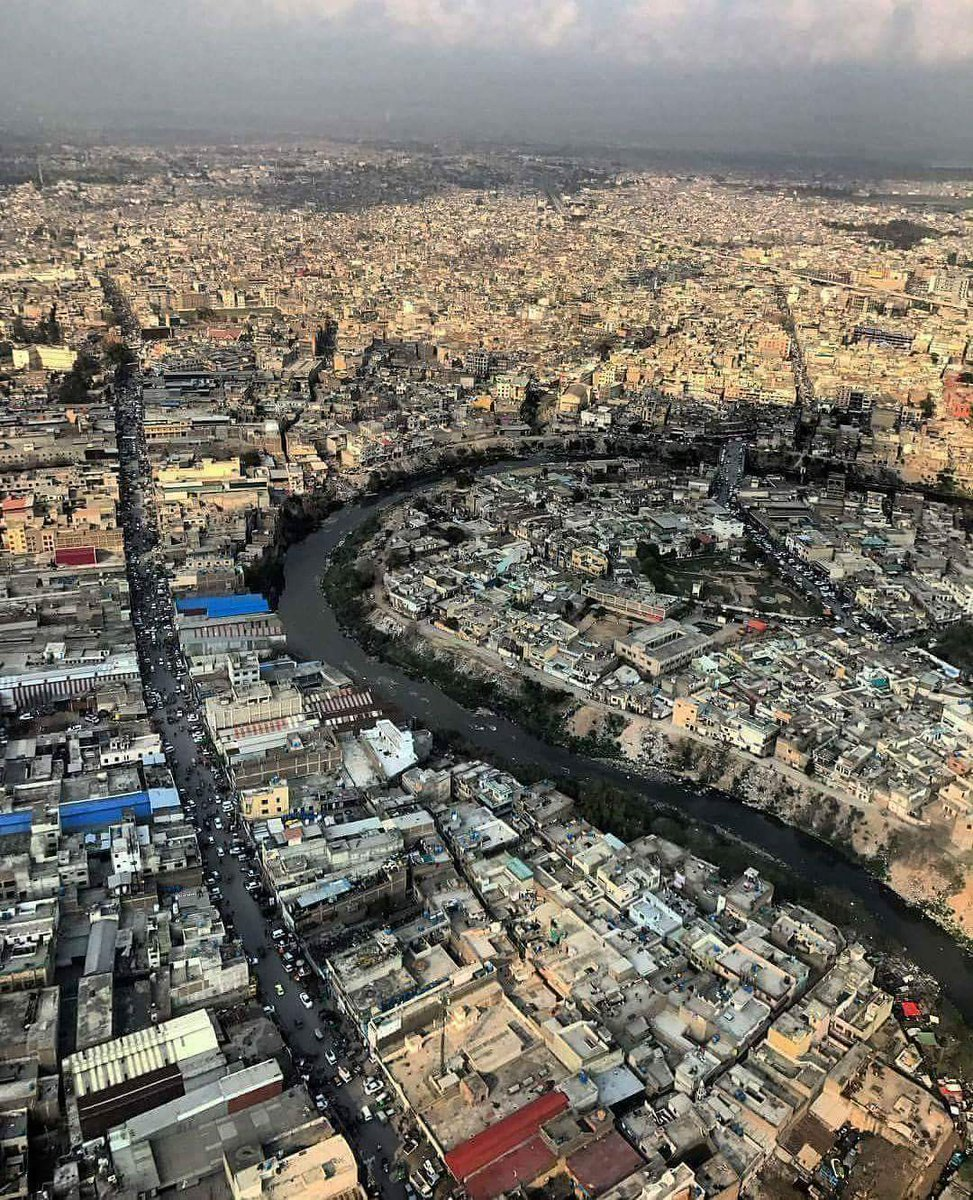 "Pakistan City Rawalpindi: Pakistan In Pictures On Twitter: ""Aerial View Of"