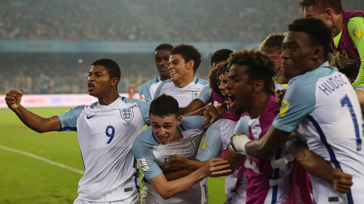YOUNG LIONS BEAT USA 4-1 TO PROGRESS TO THE U17 WORLD CUP SEMI-FINALS