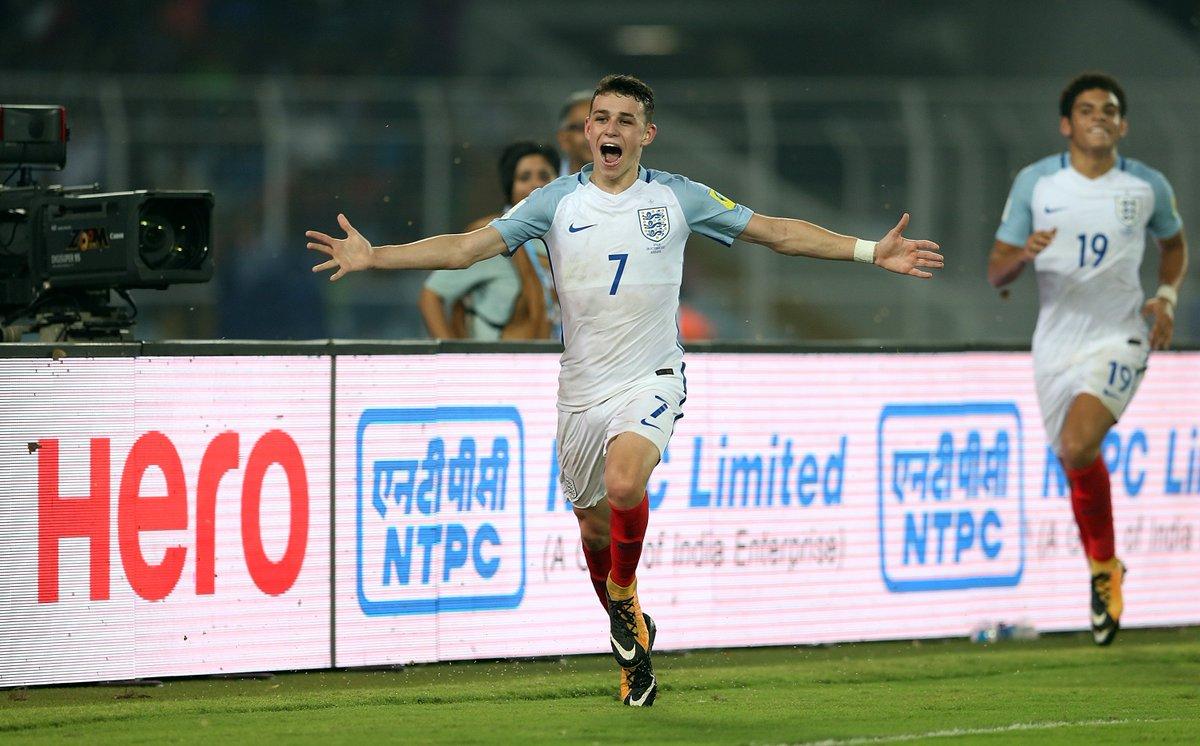 Великобритания иИспания разыграют титул победителя юношеского чемпионата мира