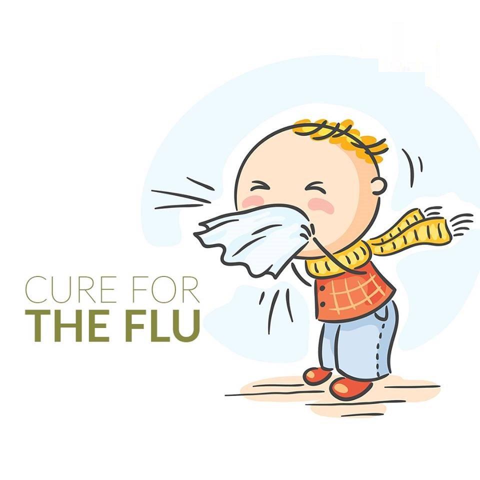 cách trị cảm cúm sổ mũi