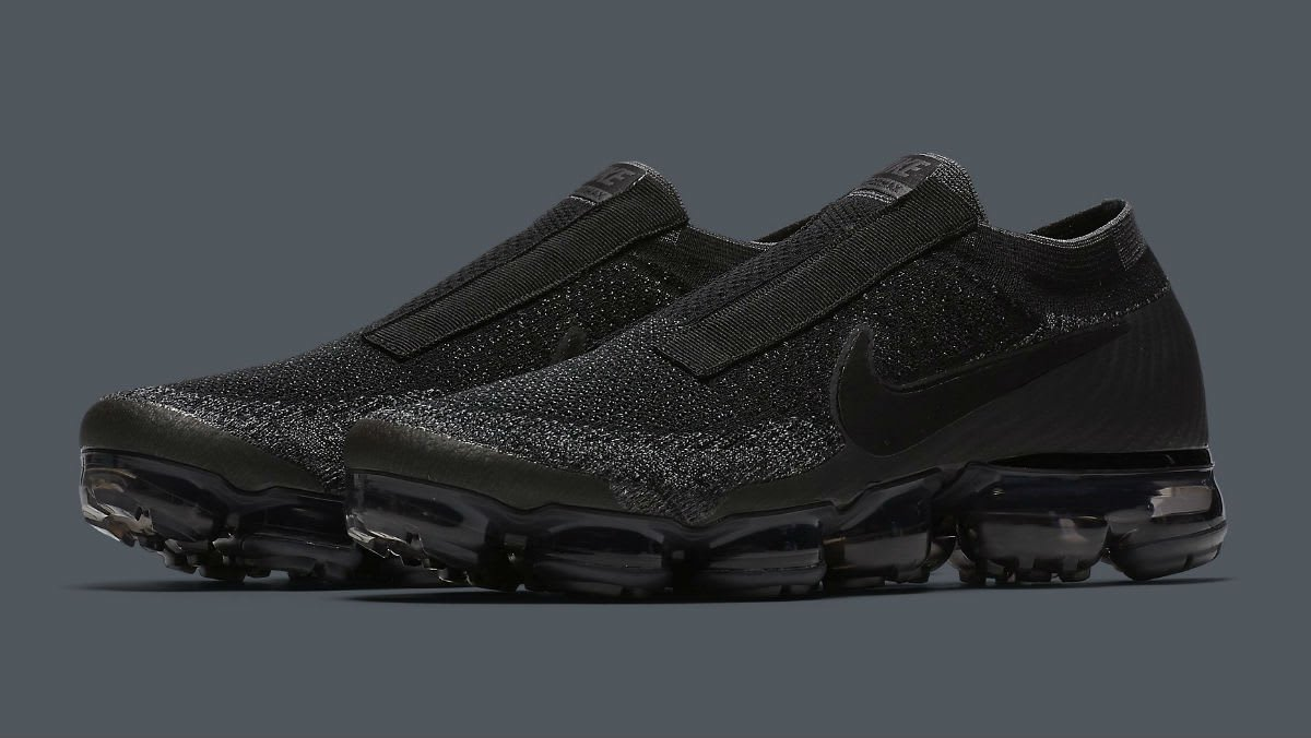 07919376f03a8 Vapormax Laceless Black is selling for around £200 on eBay. Who managed to  cop on release  ...