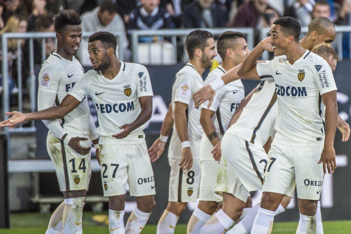 Лига 1. Монако на выезде переиграл Бордо - изображение 1