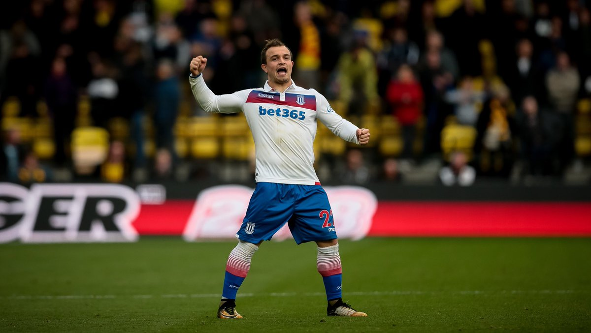 Video: Watford vs Stoke City
