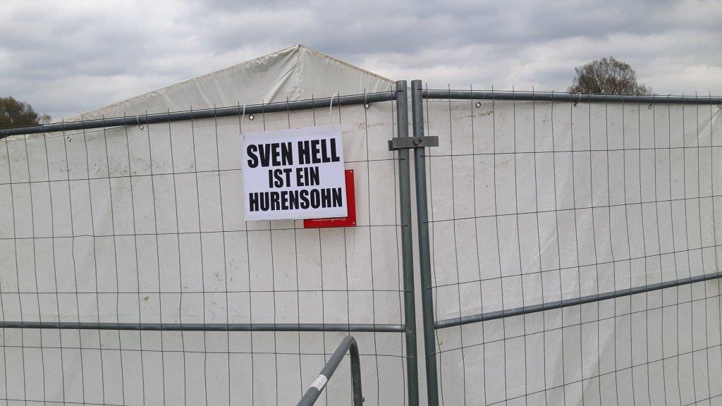 Sven hell metal