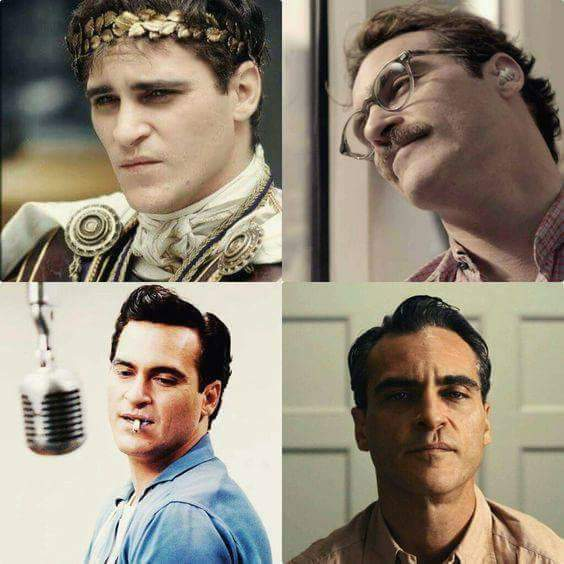 Joaquin phoenix turns 43 today. Happy birthday to Hollywood\s most underrated legend...