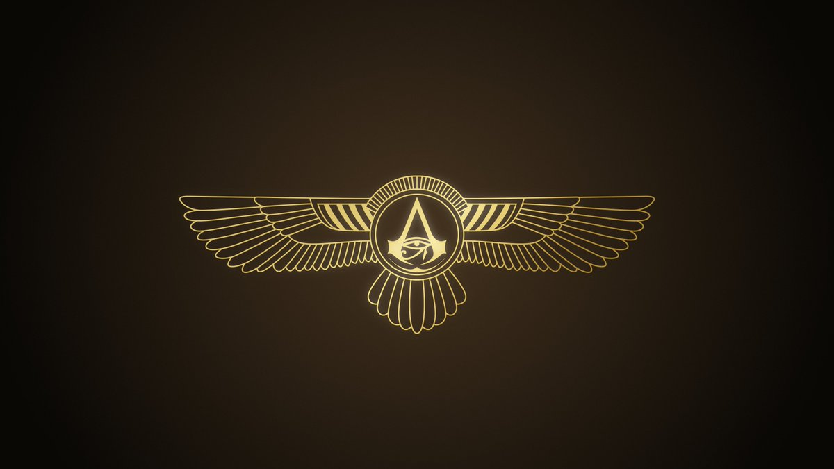 assassins creed origins symbol top right