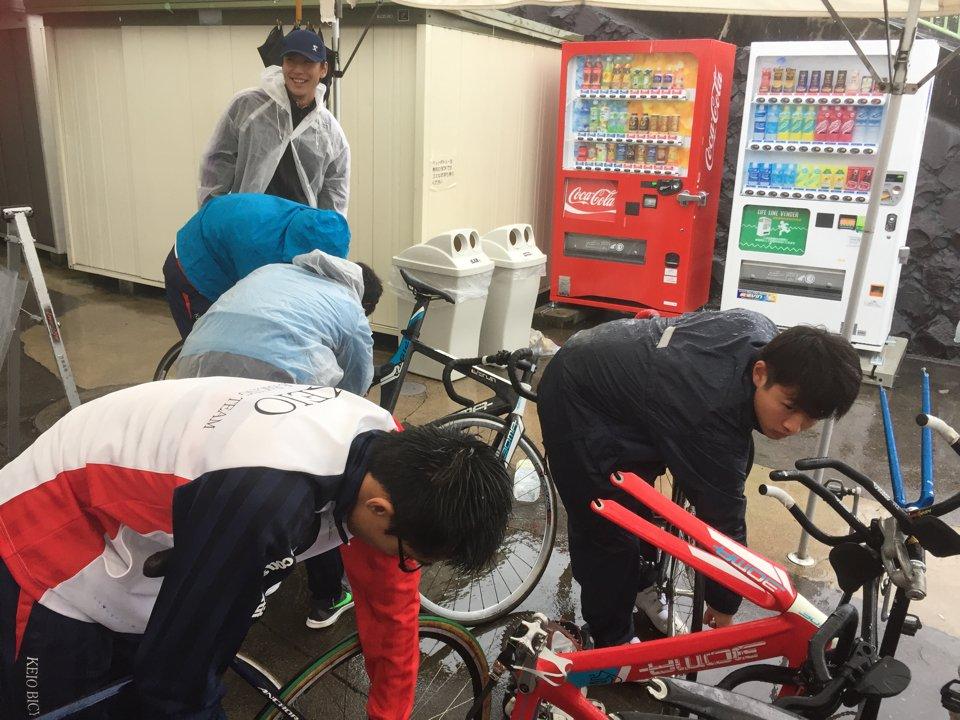 慶應義塾體育會自転車競技部 (@keiobrt)   Twitter