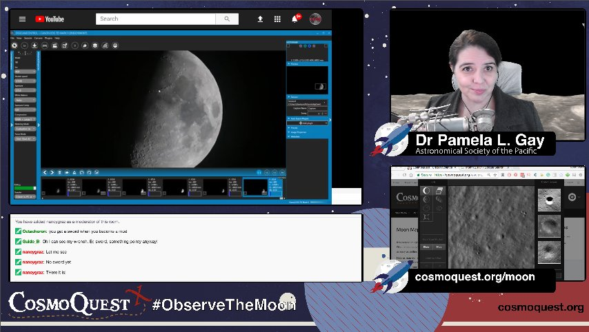 Come join me and folks from the @wshcrew as we celebrate #ObserveTheMoon on @Twitch https://t.co/j1jSBglQOC