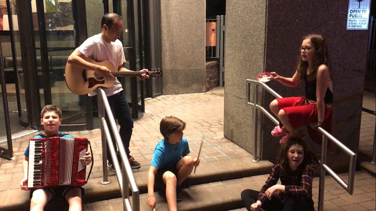 8d939e899349 Broadway Kids Jam on Twitter: