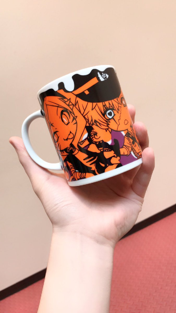 マグカップ可愛いー!!