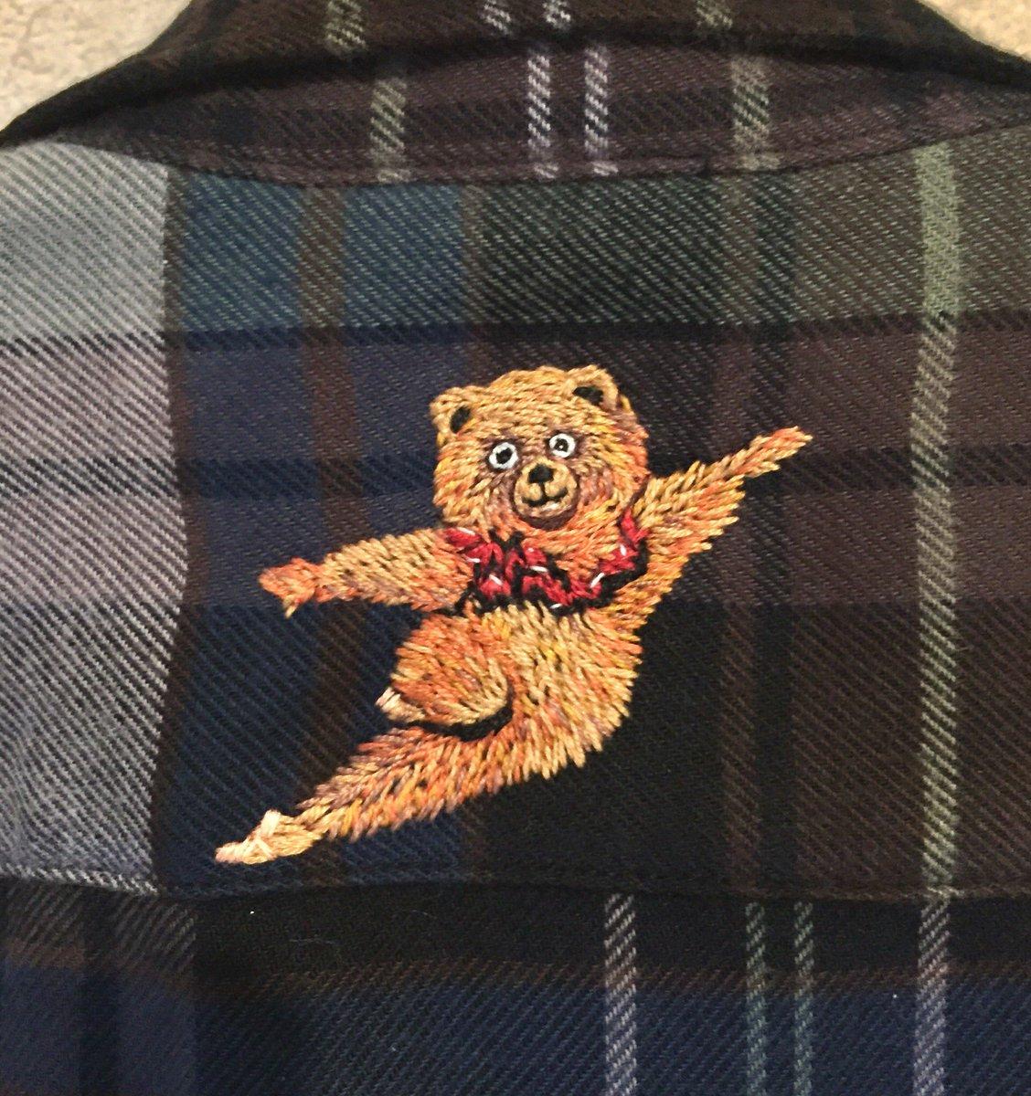 旦那のシャツにこっそりイタズラwインパクト大のボストンバレエ団を再現www