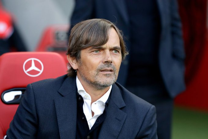 | Phillip Cocu celebrates his birthday in GelreDome, just like last year. Happy birthday coach!