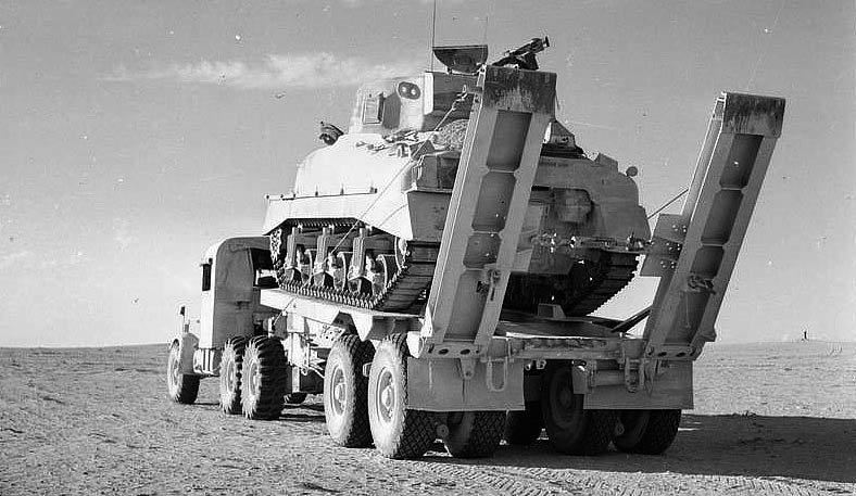scammell pioneer tank transporter에 대한 이미지 검색결과