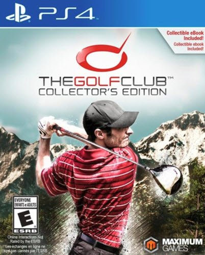 Golf Deal: Best Buy has the The Golf Club 2 Day One Edition for PS4 & Xbox One for $19.99 (50% off) today https://t.co/WuBkTIXnaH https://t.co/8ACkOcbwh1