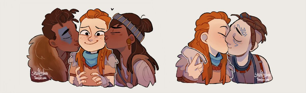 Lea On Twitter On One Hand I M Glad Romance Wasn T A Big Part Of Hzd On The Other Every Npc Was A Total Babe Whom I Wanted Aloy To Smooch Https T Co Fdgfuus2zz
