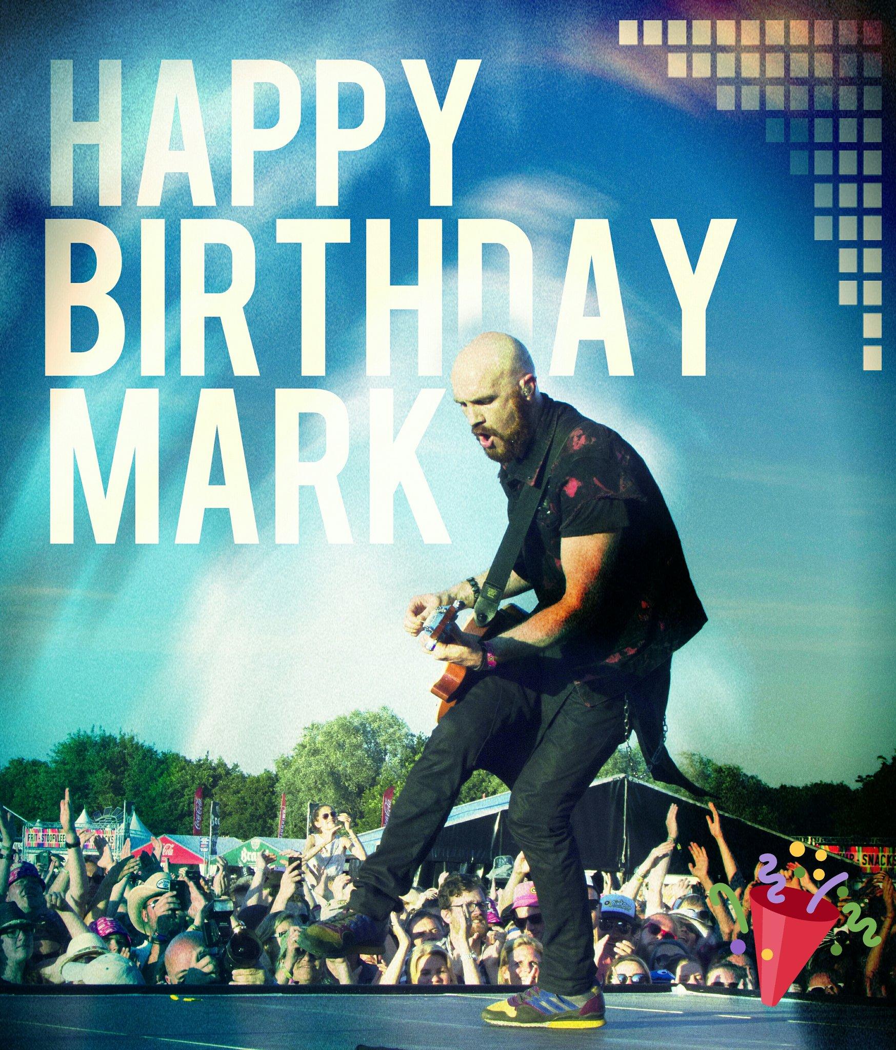 Happy Birthday Mark Sheehan! BOOM