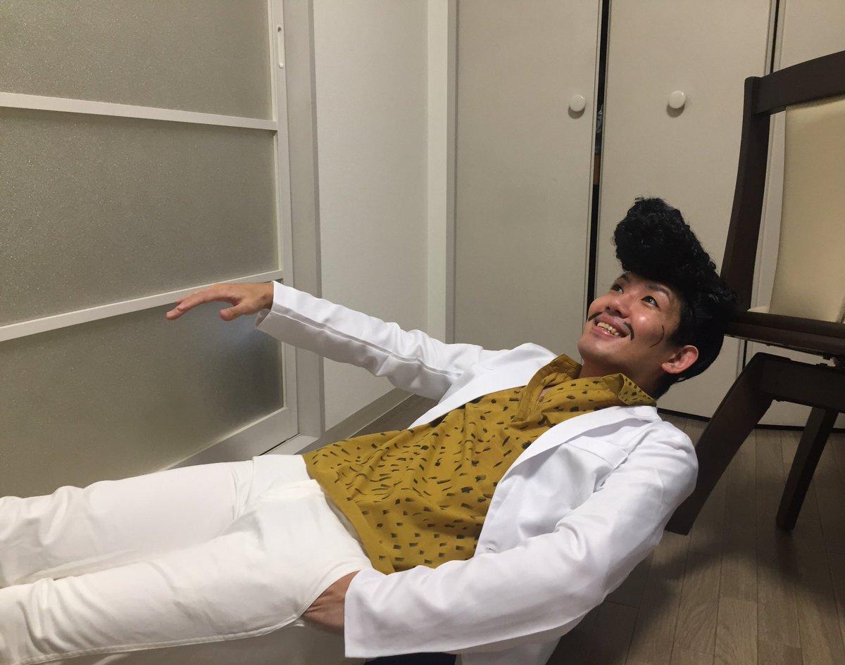 DIOに時止めドンされたおっさん  #ジョジョの奇妙な地味ハロウィン #ジョジョ #JOJO #地味ハロウィン