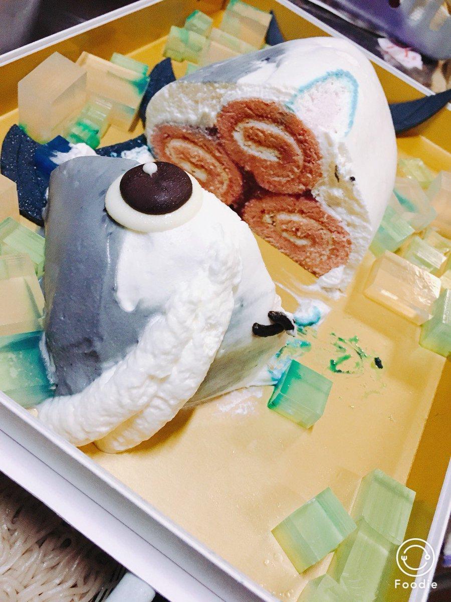 お取り寄せ(楽天) 立体ケーキ とれたて!新鮮!?本マグロール 価格5,300円 (税込)