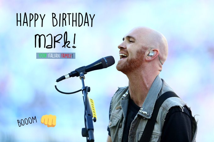 Happy Birthday to the one and only, Mark Sheehan!